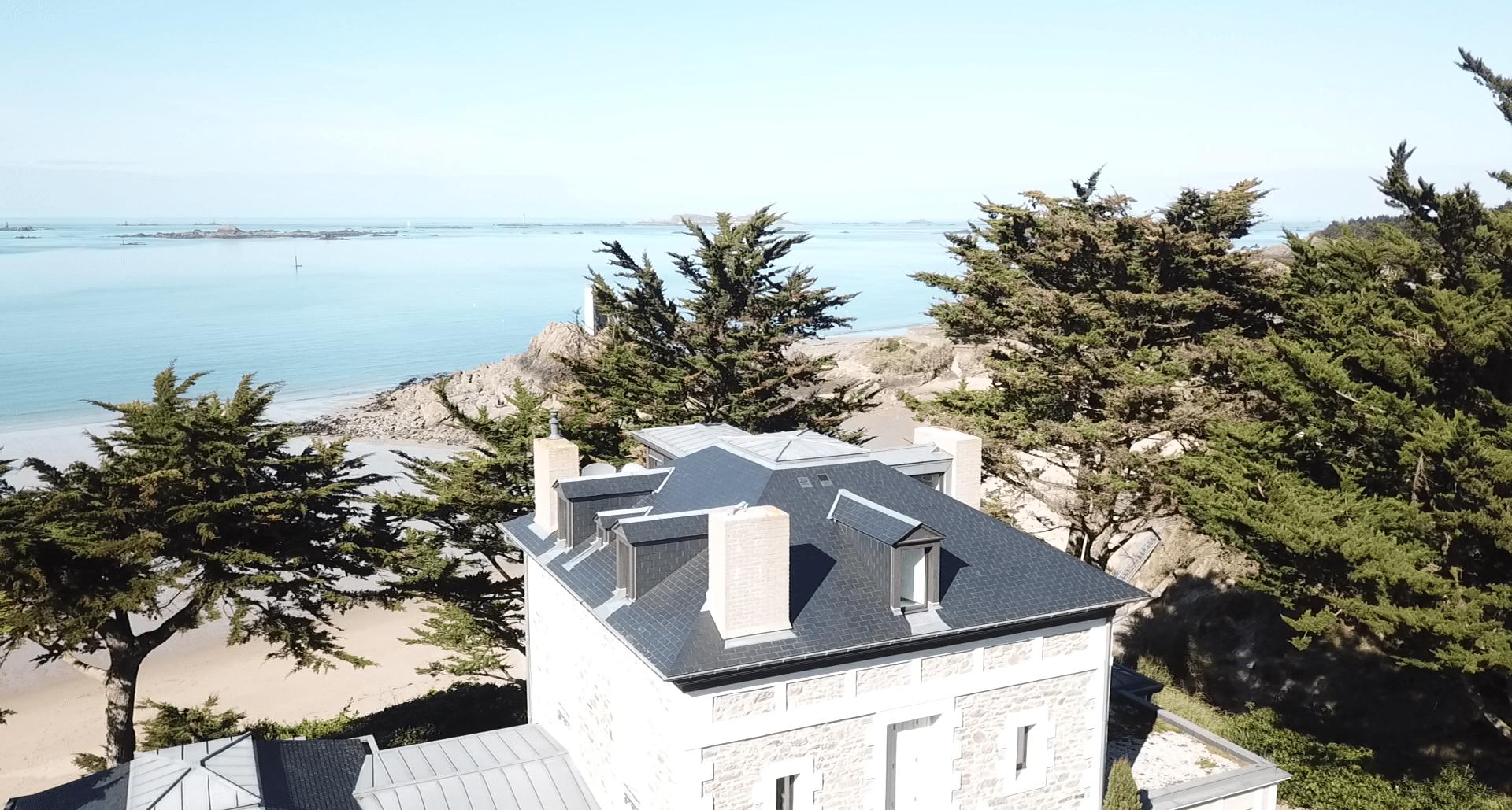 Rénovation de toiture et extensions